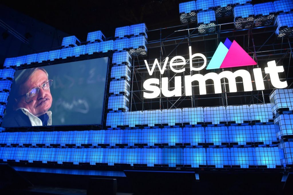 Attract Group at Web Summit2017