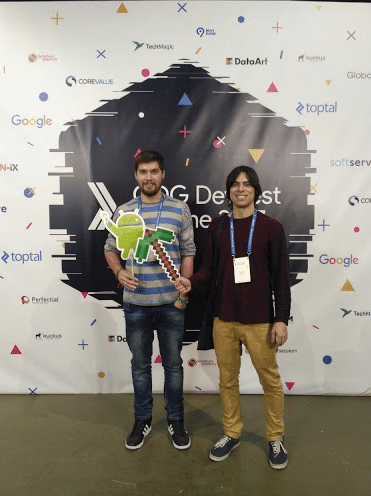 Attract Group at GDG DevFest 1/7