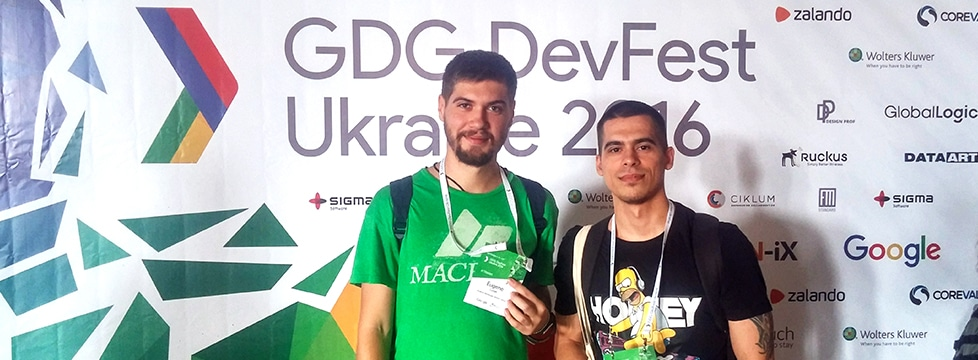 Attract Group at DevFest1