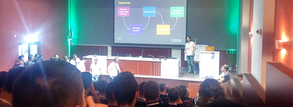 Attract Group at DevFest3
