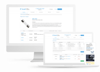 Fivel: Online Store for Electronic Components | Attract Group