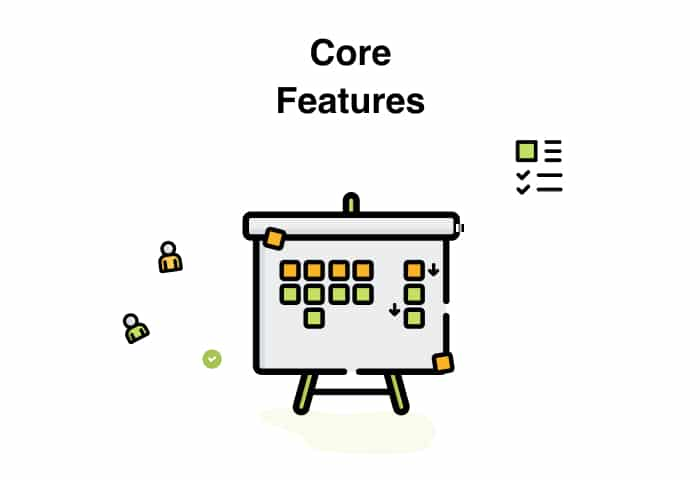 List of MVP Core Features